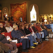 Henry Callen Seminar at the Weston Antiques Show