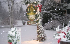 Inn At Weston Sign