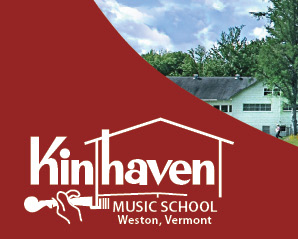 Kinhaven Music School Weston Vermont