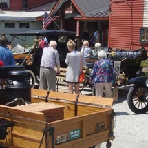 Model-Ts-at-The-Vermont-Country-Store-Weston-Vermont