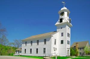 Weston's Old Parish Church