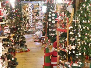 Weston Christmas Shop, Weston, Vermont