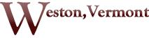 Weston, Vermont Logo